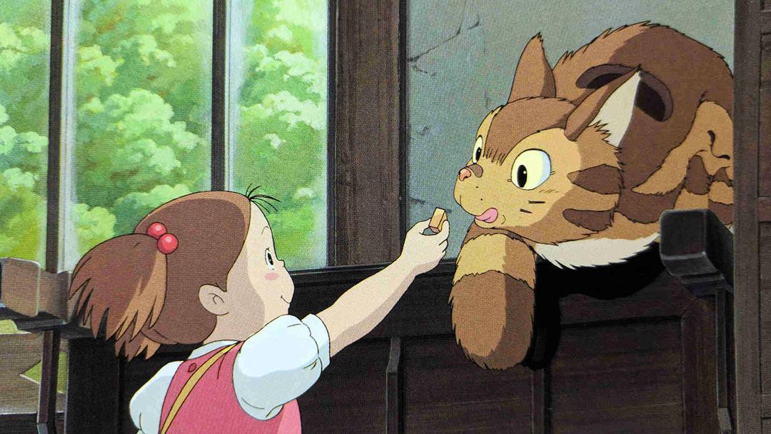 Mei-to-Konekobasu-Hayao-Miyazaki