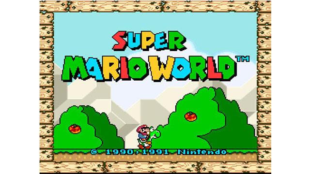 Super Mario World (