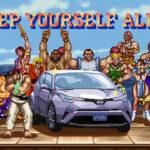 Toyota hace el mejor comercial de su historia, gracias a Street Fighter II