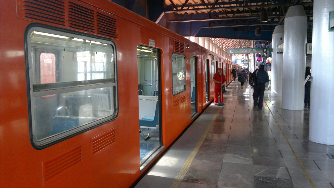 Por fin habrá internet en el metro de la CDMX