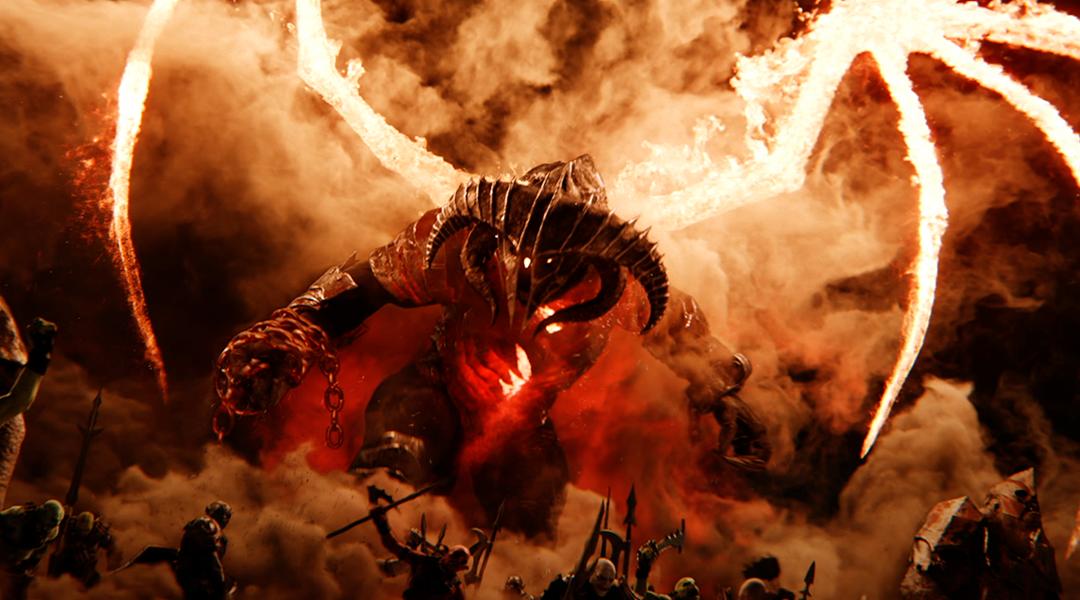 Ya está aquí el primer gameplay de Middle-Earth: Shadow of War