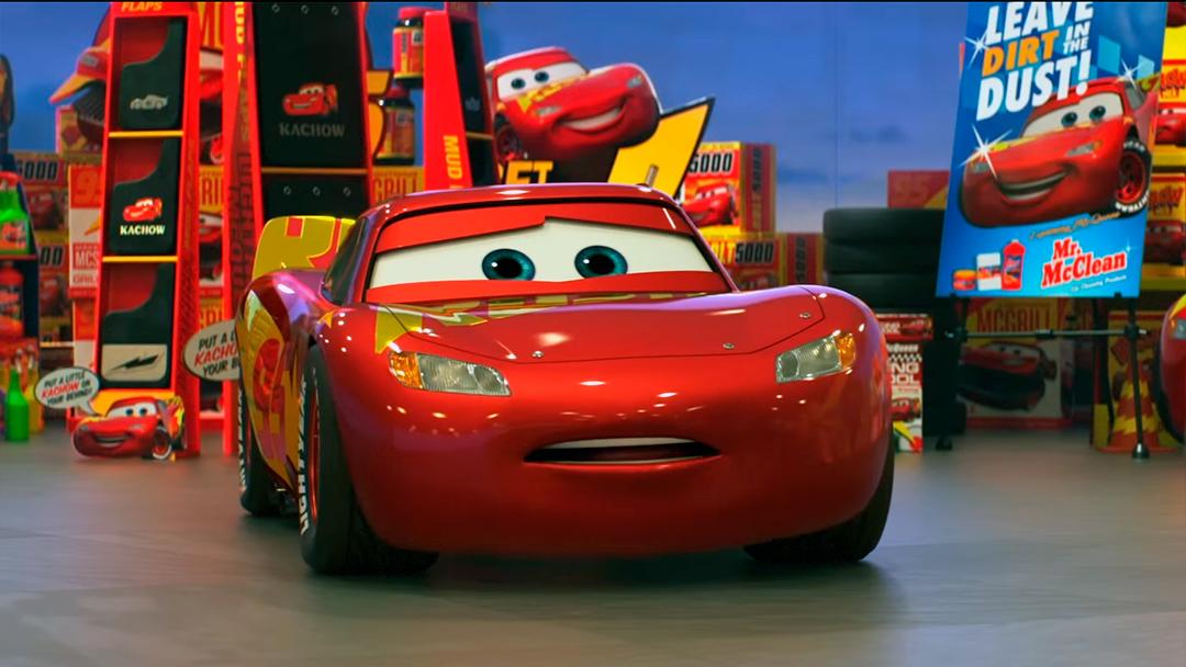 El Nuevo tráiler de Cars 3 revela una mirada más profunda a la última aventura de Rayo McQueen