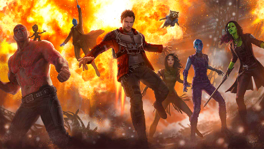 Avengers 4 cambiaría el destino de Guardians of the Galaxy 3