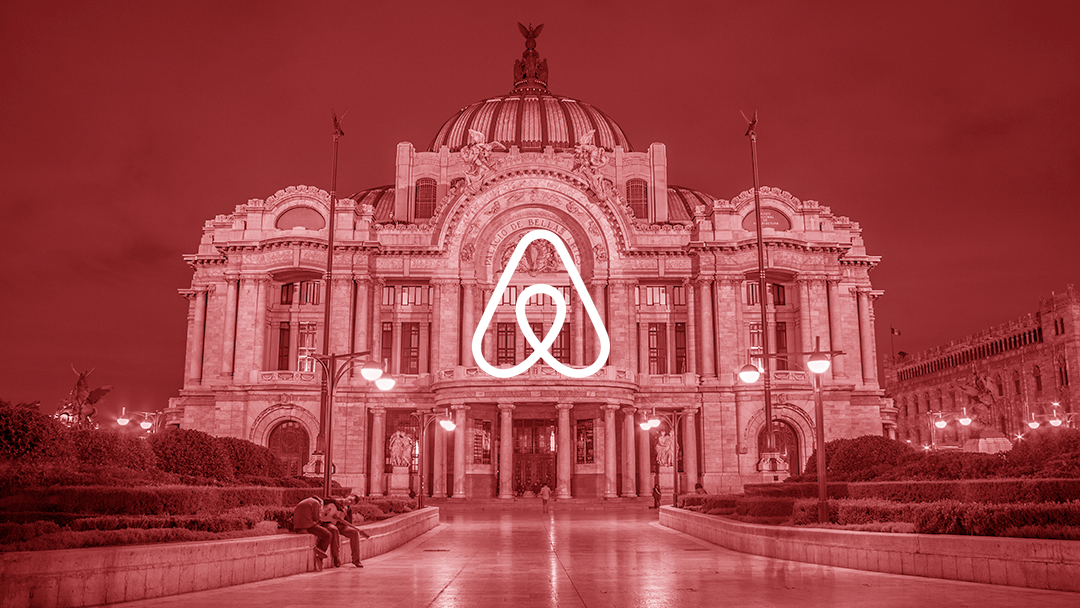 La CDMX se convierte en la primera ciudad de Latinoamérica en cobrar impuesto a Airbnb