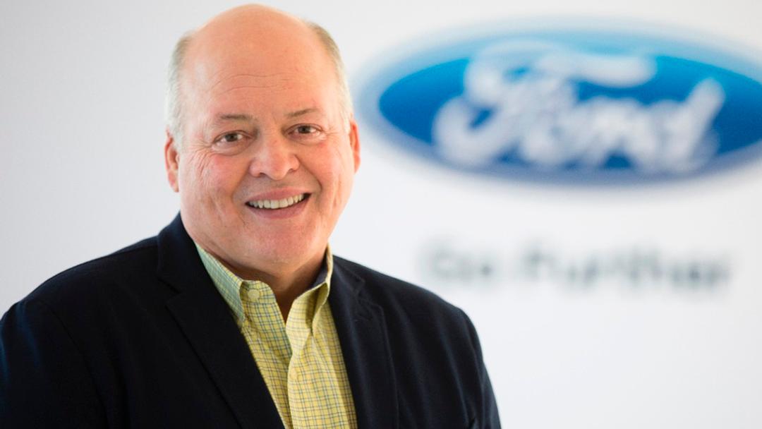 Es oficial: Ford tiene nuevo CEO y se trata de Jim Hacket, el encargado de los coches autónomos de la compañía
