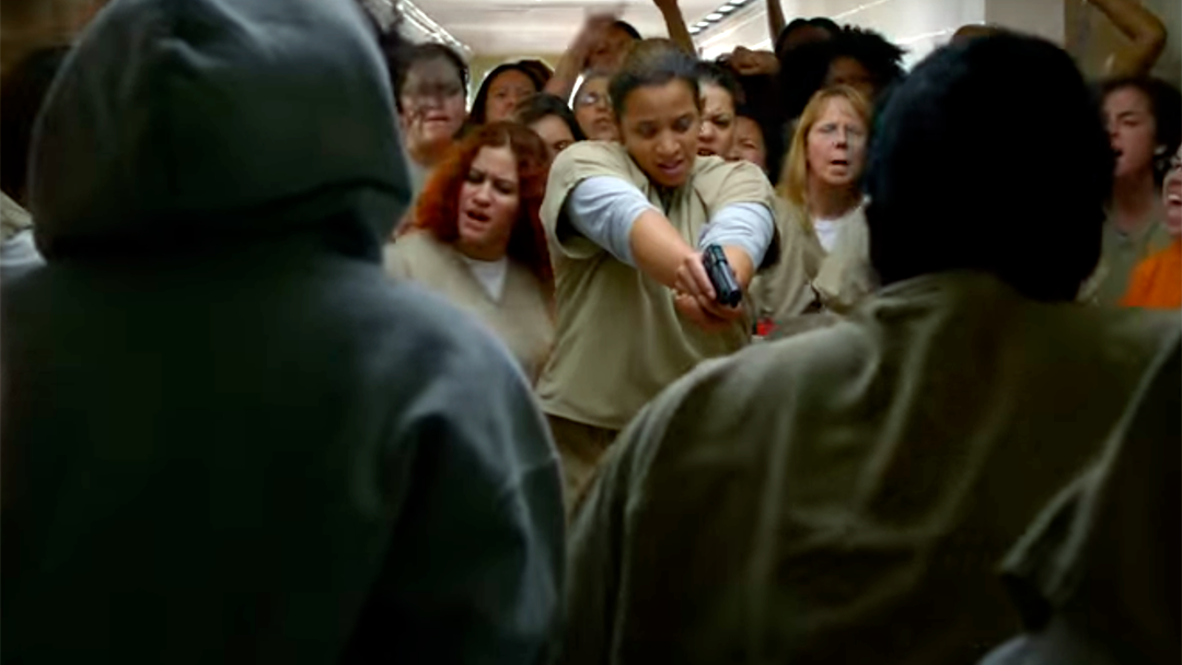 Las reclusas de Litchfield toman la prisón en el nuevo tráiler de Orange is the New Black