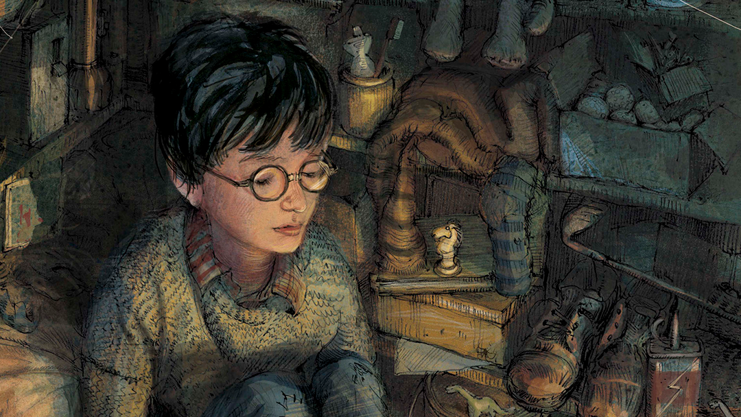 Dice J. K. Rowling que en realidad existieron dos Harry Potter