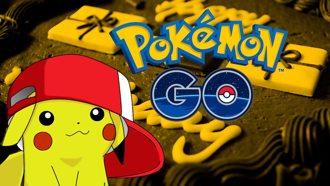 Niantic prepara una gran celebración para festejar el aniversario de Pokémon Go