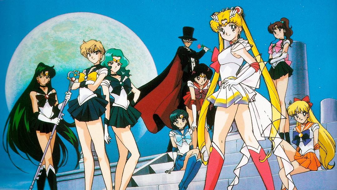 Sailor Moon, TV Azteca, televisión, Serena, Touxedo Mask, prisma lunar, Luna