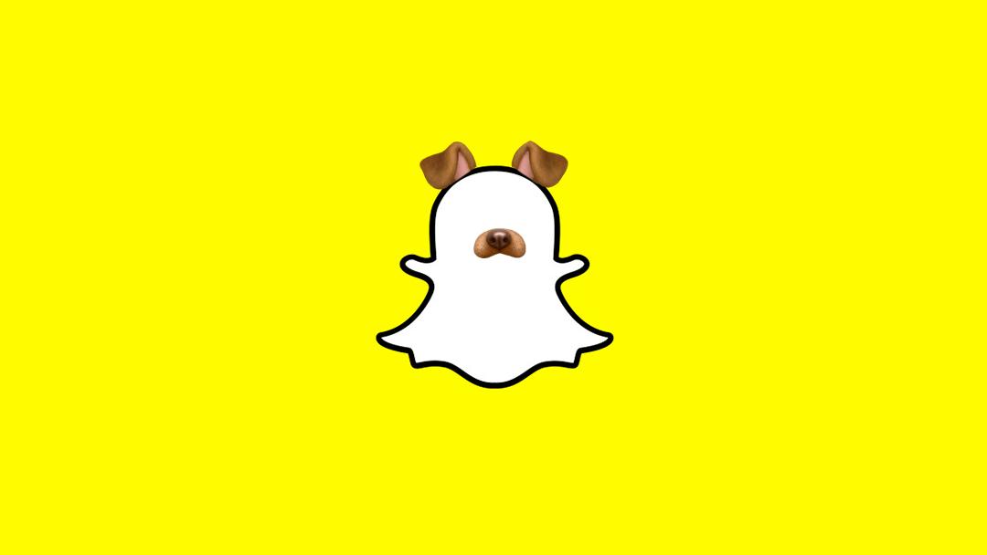 Snapchat te deja crear tus propios filtros