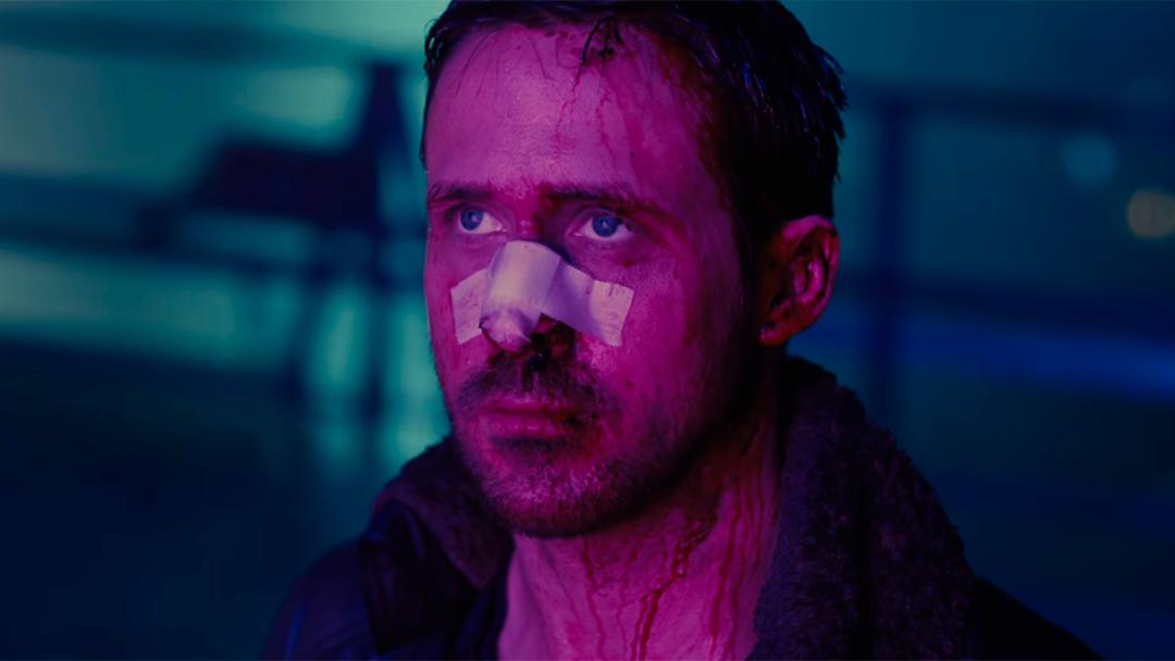 Imagen del trailer de Blade Runner 2049