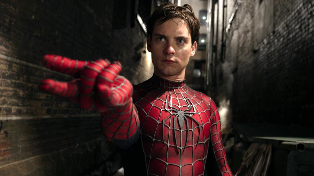 El Spider Man de Tobey Maguire era mucho más oscuro de lo que vimos en pantalla