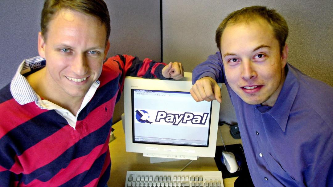 Elon Musk en el surgimiento de PayPal
