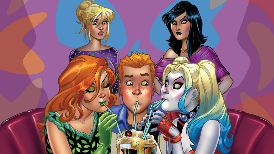 Harley & Ivy Meet Betty & Veronica es el próximo crossover entre DC y Archie Comics.