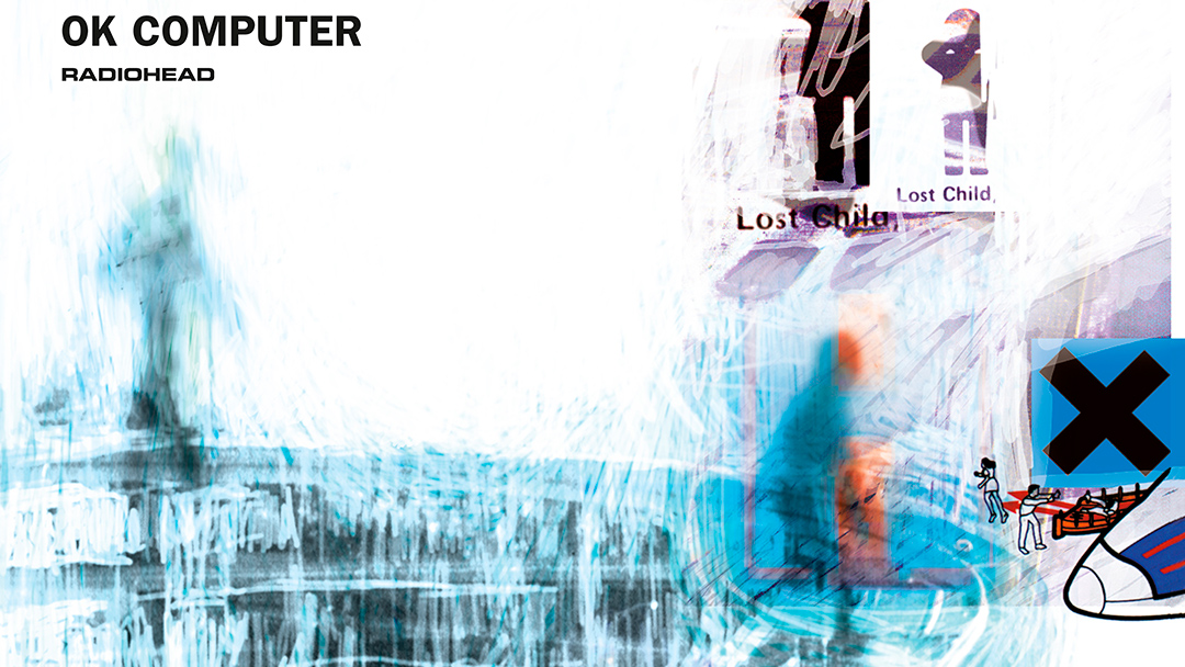 Radiohead ocultó un mensaje en la edición de 20 aniversario de Ok Computer