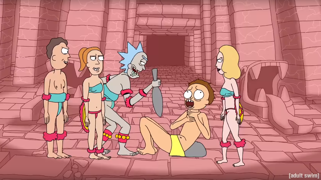 Adult Swim estrena promocionales de la tercera temporada de Rick and Morty