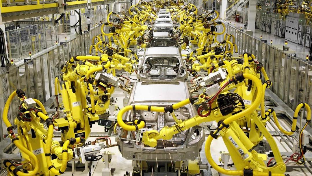 Sony quiere que los robots industriales vean a mil cuadros por segundo