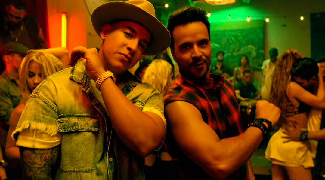 "Pasito a pasito ""Despacito"" ya es el video más visto en YouTube"