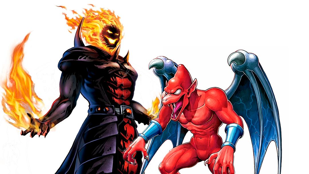 Dormammu y Firebrand se unen a Marvel vs Capcom Infinite