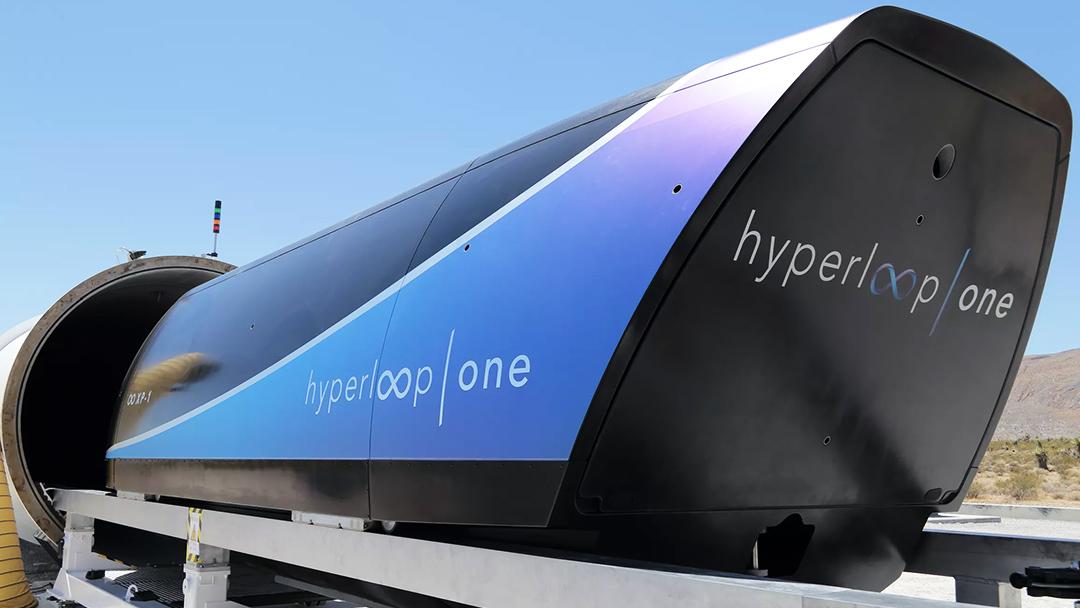 Hyperloop One rompe su propio récord de velocidad