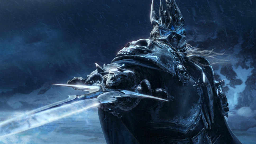 Tráiler cinematico de World of Warcraft: Warcraft of the Lich King