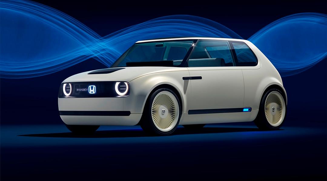 El nuevo concepto EV de Honda es un homenaje al primer Civic