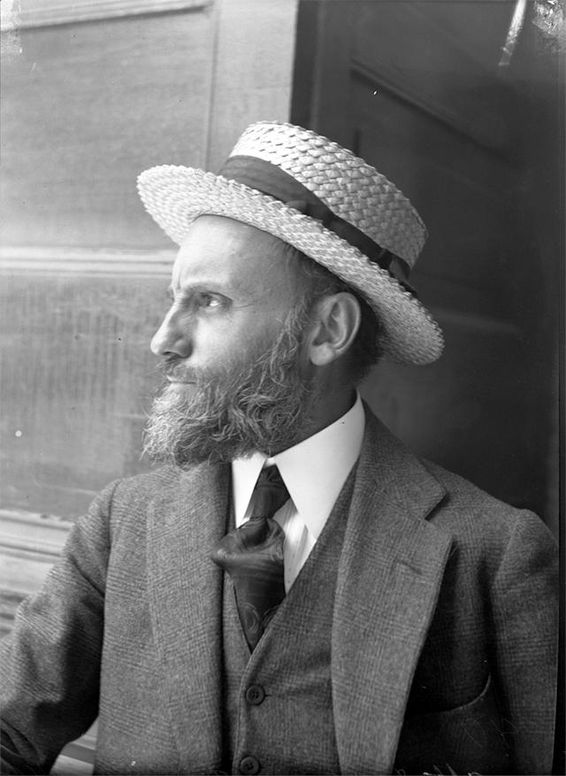 Gerardo murillo, mejor conocido como Dr Atl