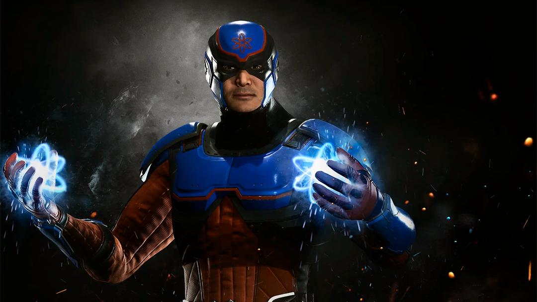 Atom, el héroe de DC Comics