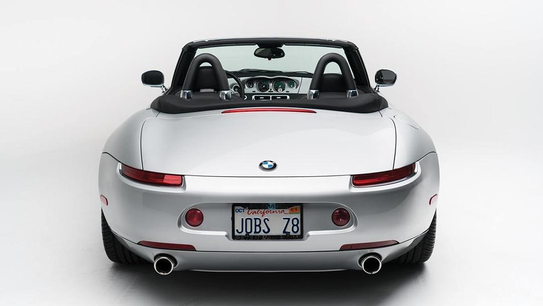El BMW de Steve Jobs se subastará por 300 mil dólares