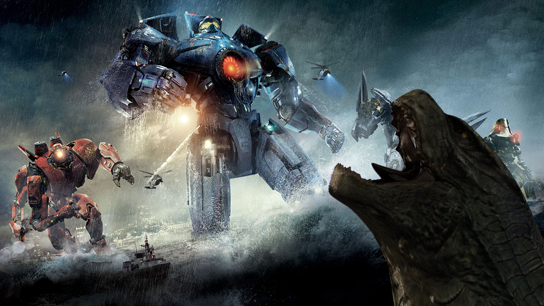 El crossover de Pacific Rim, Godzilla y King Kong podría existir