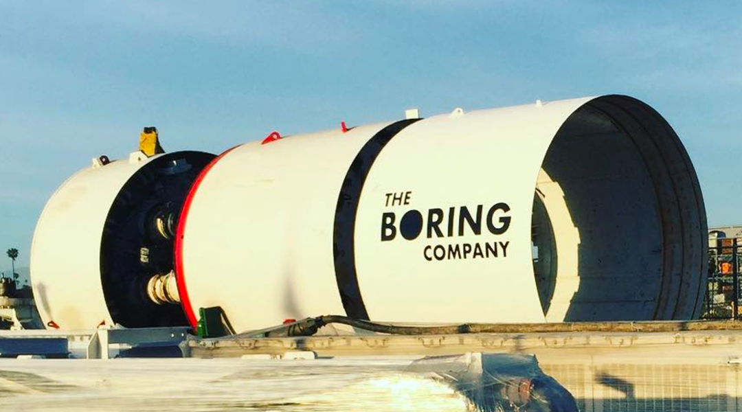 The Boring Co