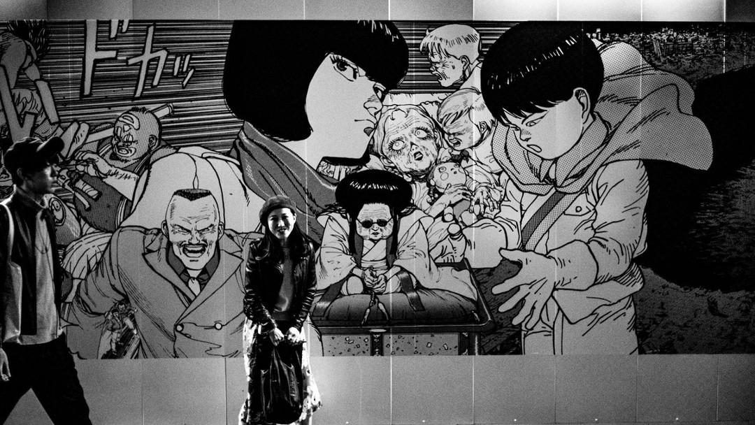 Akira en Shibuya