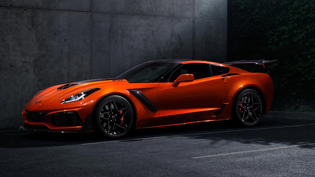 El nuevo Corvette de Chevrolet es el más rápido de la historia