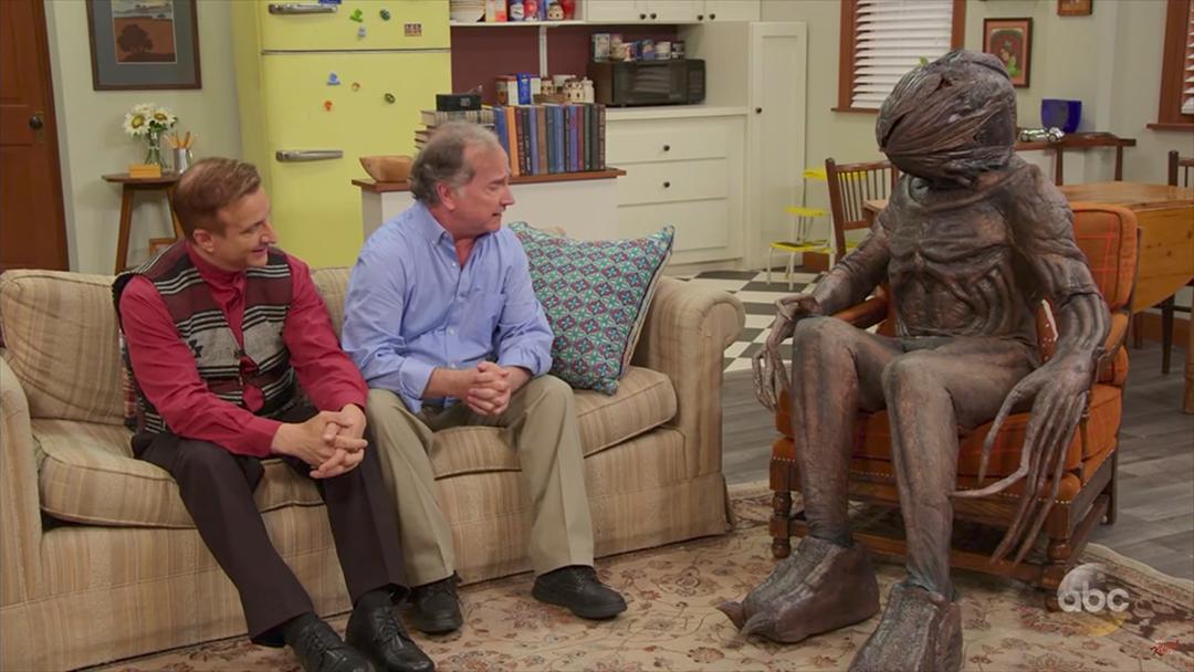 Jimmy Kimmel parodia Stranger Things como las sitcoms de los años 80