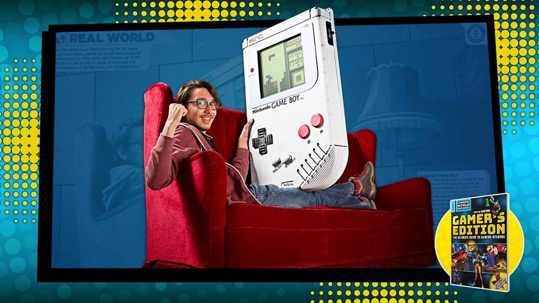 Game Boy gigante