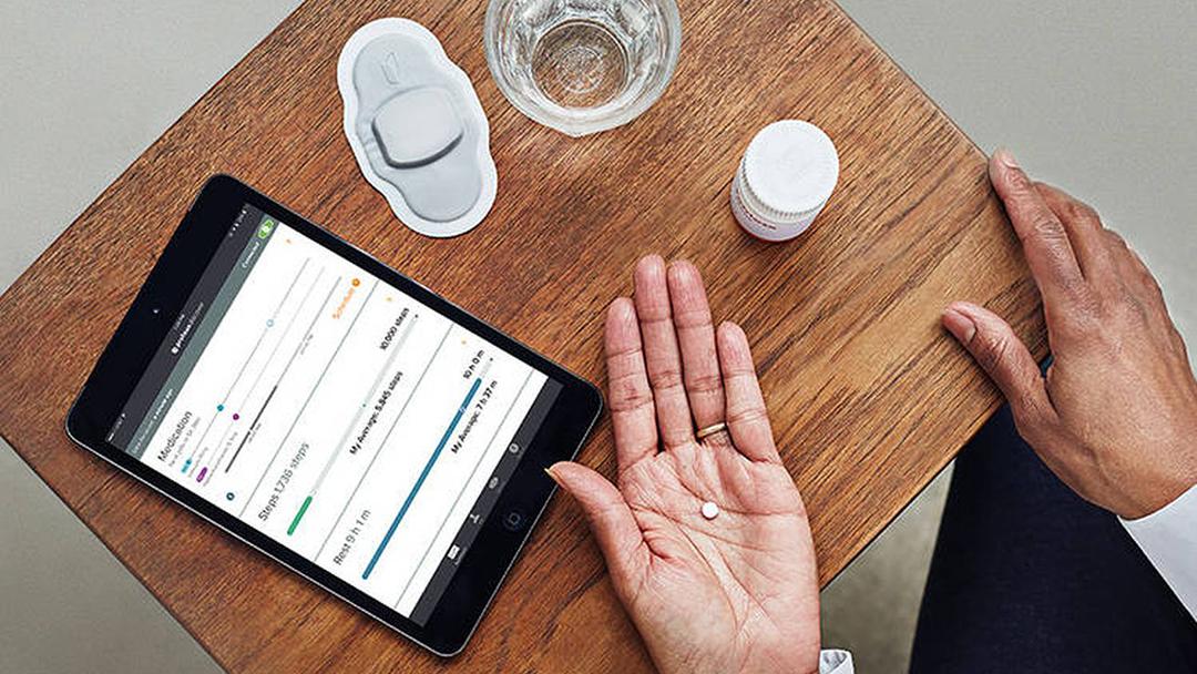 Aprueban la primera pastilla digital en Estados Unidos