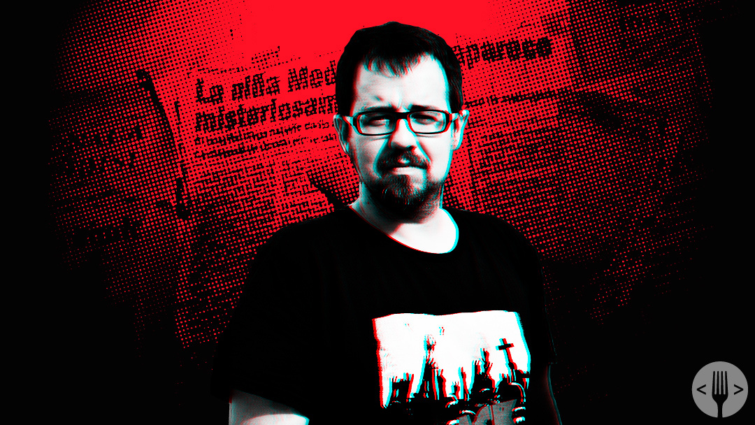 Paco Plaza, REC, entrevista, secretos, Mexico, Morbido