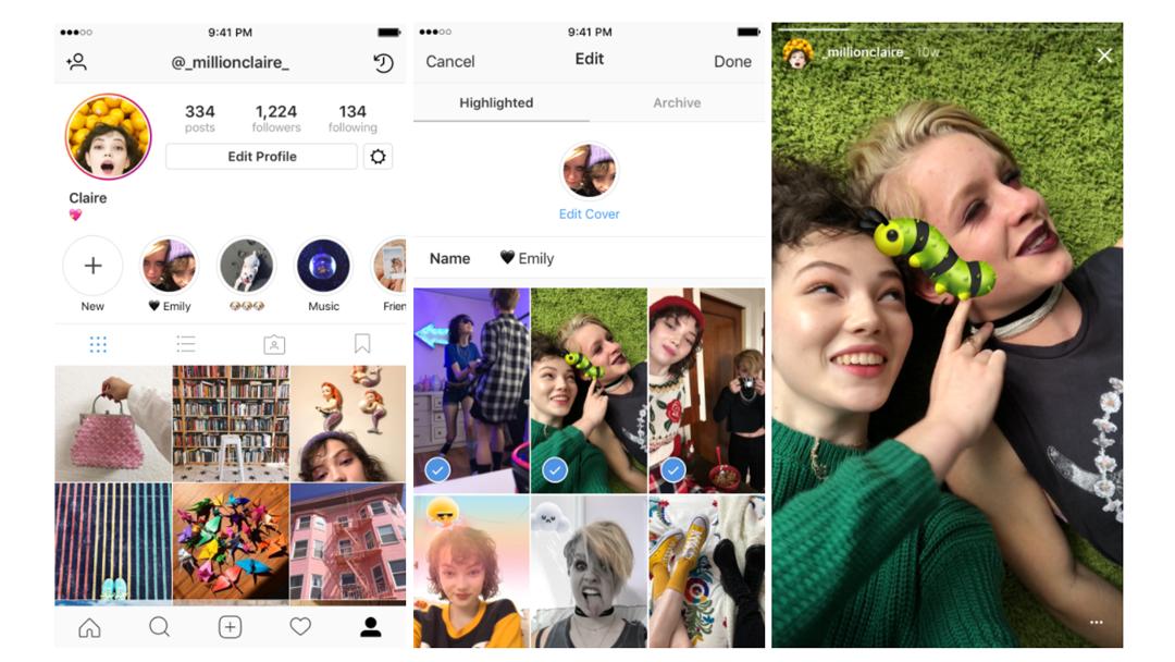 Ahora Instagram guarda tus historias automáticamente y puedes publicarlas cuando quieras