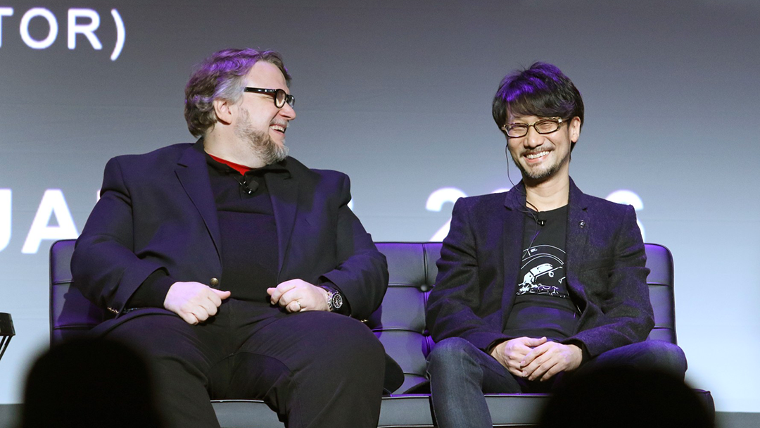 Kojima y del Toro presentarán un premio en The Game Awards