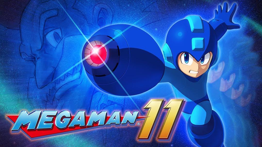 El bombardero azul regresa en el nuevo Megaman 11