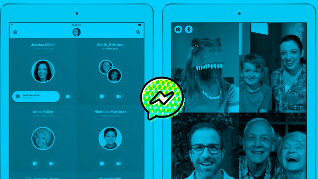 Facebook está creando messenger Kids: un chat seguro para los más pequeños