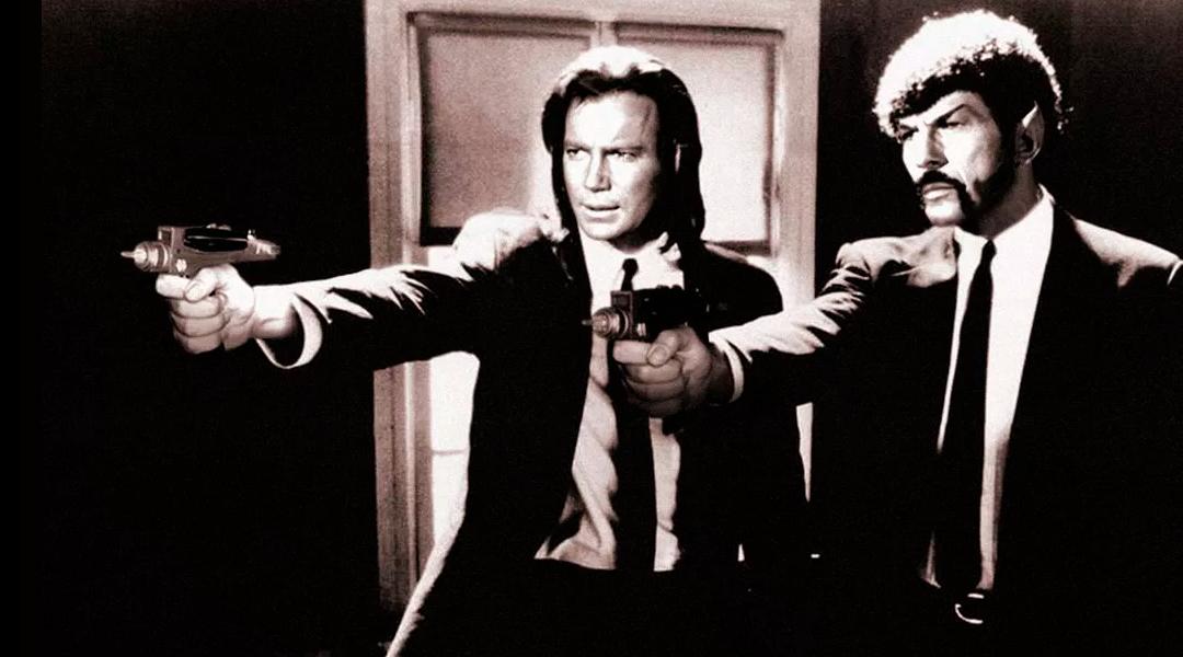 Quentin Tarantino dice que Star Trek será como Pulp Fiction