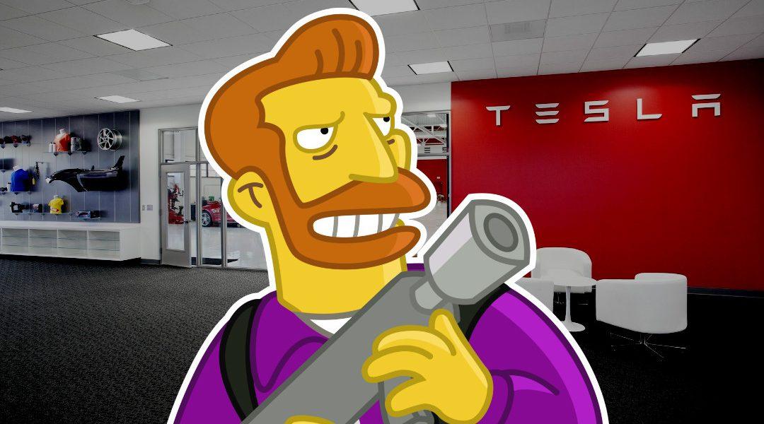 Elon Musk Frank Scorpio