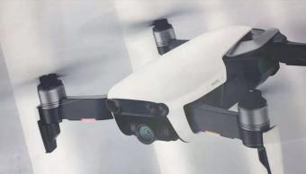Se filtran imágenes del nuevo drone de DJI antes de su presentación