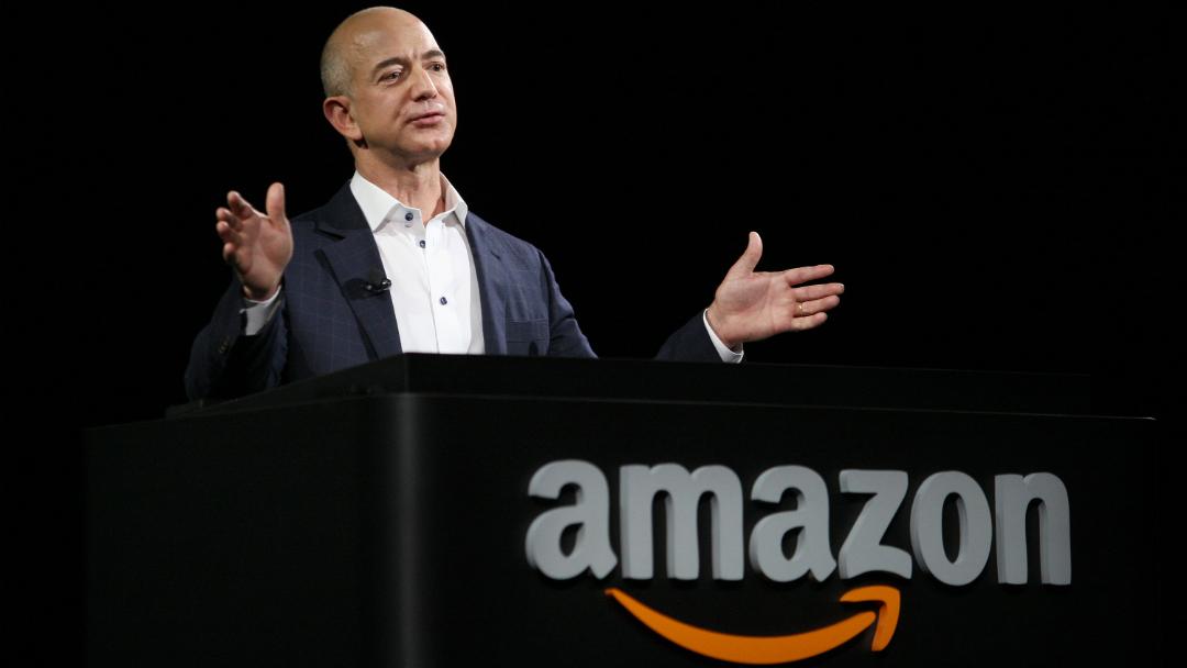 ¡Por fin sucedió! Amazon es la empresa más valiosa del mundo