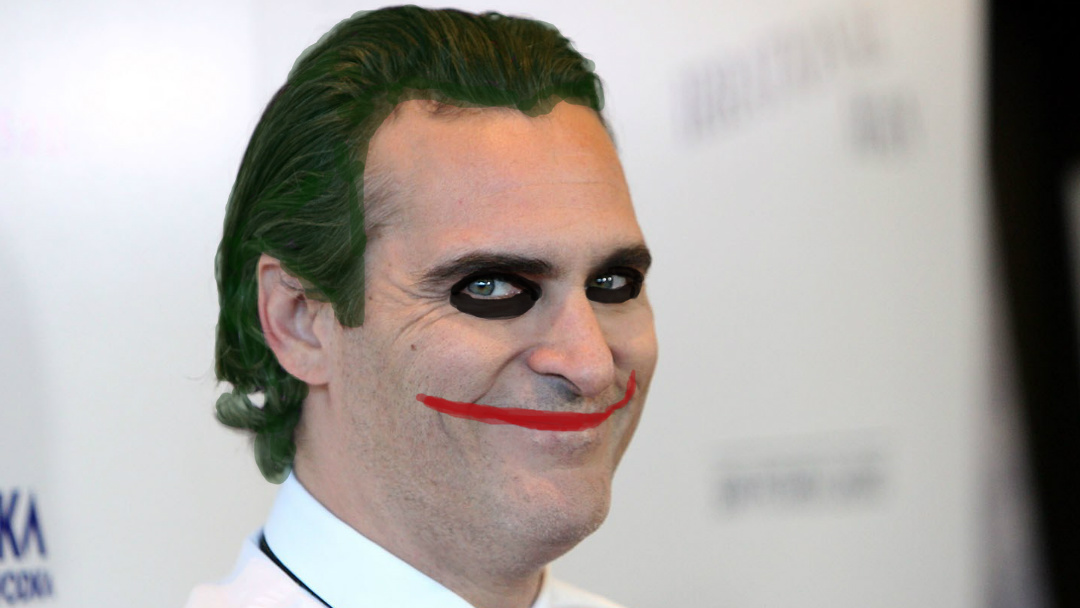 Joaquin Phoenix revela por qué aceptó el papel de Joker