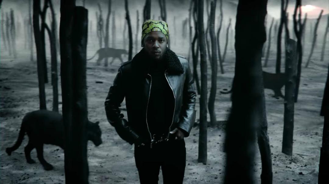 Ya puedes escuchar el soundtrack de Black Panther creado por Kendrick Lamar