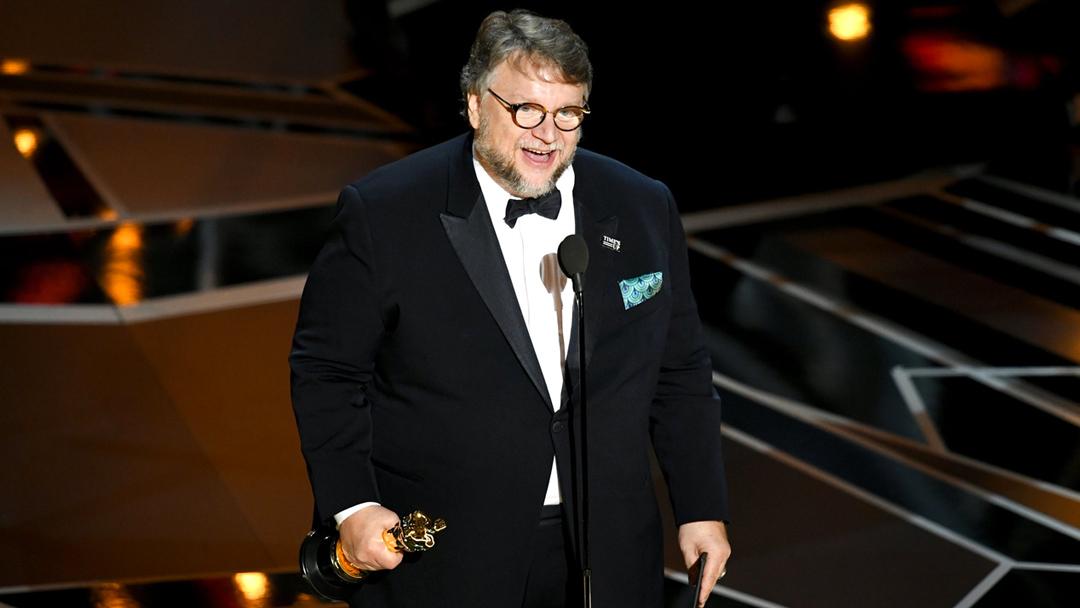 Los emotivos discursos de Guillermo del Toro en los Oscar 2018