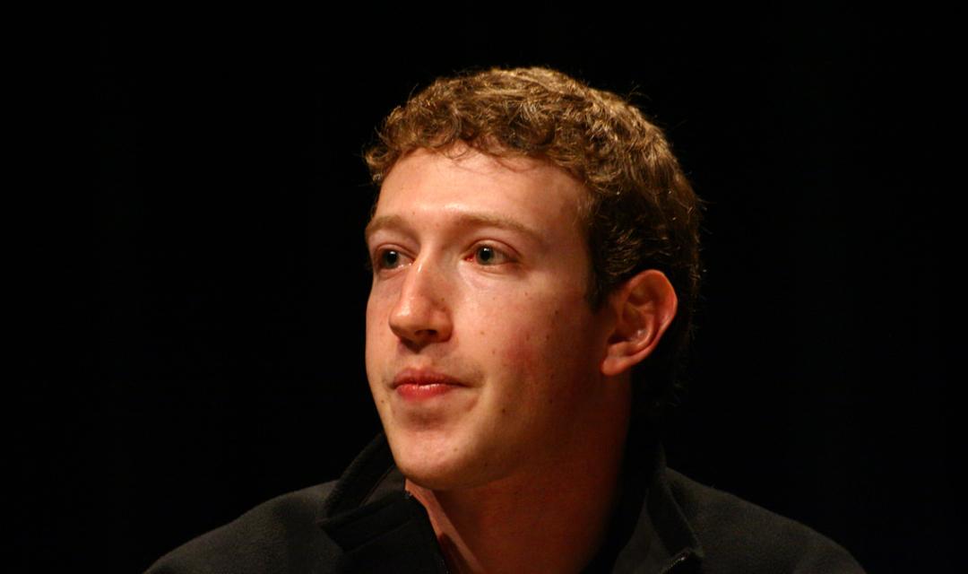 La razón por la que Facebook elimina los mensajes de Mark Zuckerberg