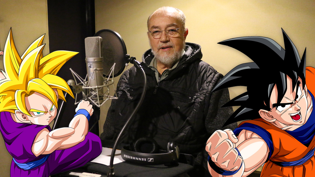 José Lavat actor de doblaje Dragon Ball Z